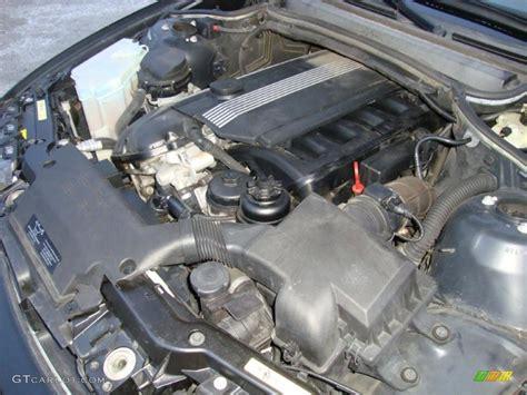 2000 Bmw 3 Series 328i Coupe 2.8l Dohc 24v Inline 6