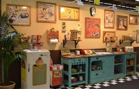 deco vintage cuisine objet deco cuisine vintage équipement de maison