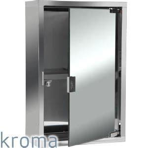Buy Kroma Bathroom Mirror Cabinet At Home Bargains