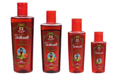 Kuber Brahm Sanjivani Hair Oil Manufacturer