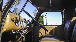 1948 Chevrolet Cabover Manual Rwd Pickup Truck  Recently