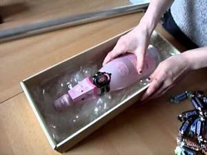Mehrere Flaschen Als Geschenk Verpacken : sektflasche als geschenk originell verpackt youtube ~ A.2002-acura-tl-radio.info Haus und Dekorationen