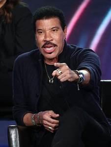 Lionel Richie R... Lionel Richie