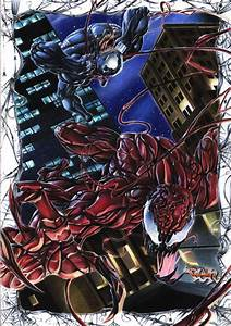 Carnage vs Venom by ~FallenAngel-pen on deviantART ...