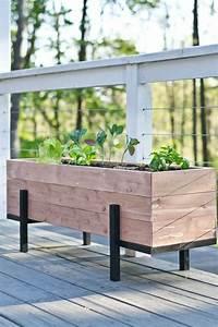 32 DIY Paletten Und Holz Pflanzer Box Ideen Fr Ihren