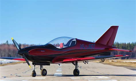 Latvijā sākta mazo lidmašīnu ražošana - Nozares ...
