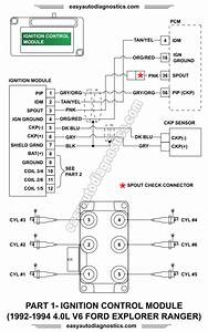 94 Ford Ranger Ignition Wiring Diagram