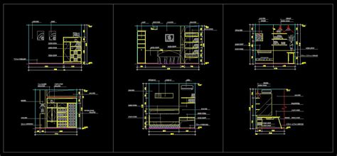 luxuary study design  cad drawings downloadcad blocks