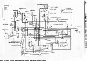 Wiring Diagram For 1964 Ford Falcon