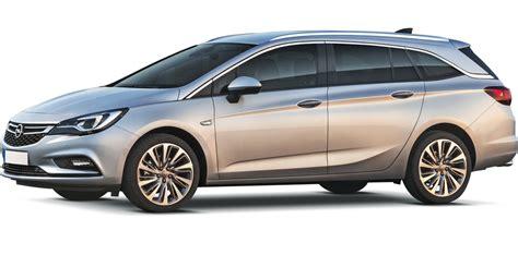 Opel Astra Sw by Listino Opel Astra Sports Tourer Prezzo Scheda Tecnica