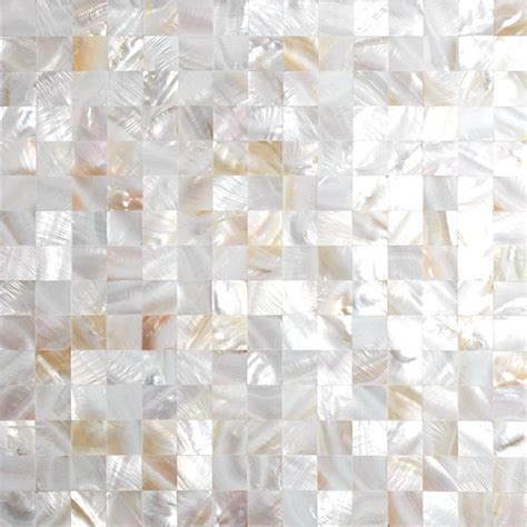 Pearl Mosaic Bathroom Tiles by Of Pearl Tile Seamless Shell Tiles Kitchen