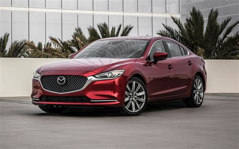Mazda 6 4k Wallpapers by Wallpapers Mazda 6 Sedan 4k 2018 Cars