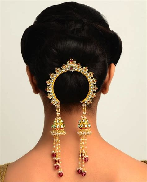 Summer inspired wedding hairstyles apt for an Indian