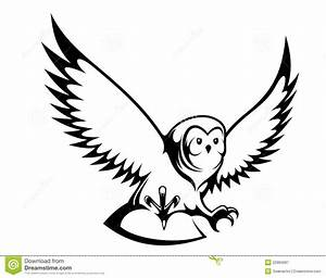 Flying Owl Clipart - Clipart Suggest