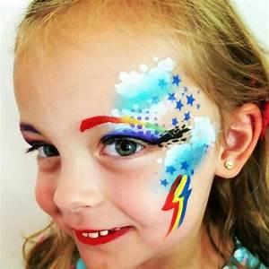 Maquillage Simple Enfant : maquillage halloween enfant 2017 quelques id es et conseils ~ Melissatoandfro.com Idées de Décoration