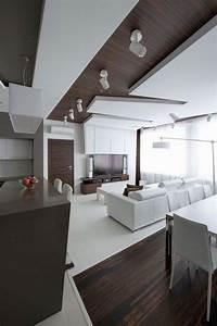 Faire Un Faux Plafond : comment faire faux plafond salle bain mise en place with ~ Premium-room.com Idées de Décoration