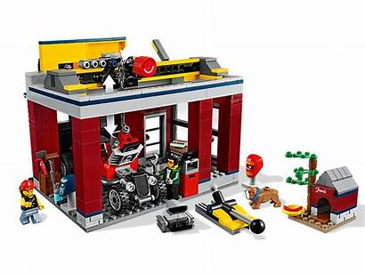 Workshop Tuning Lego Kiddiwinks