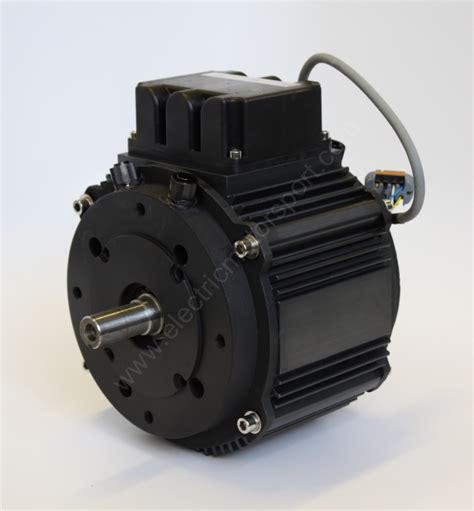 Power Electric Motor by New Pmac 38 Kw Liquid Cooled 120v Motor From Electric