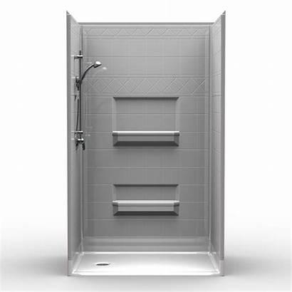 Shower Barrier Piece 48 Threshold Multi Curb