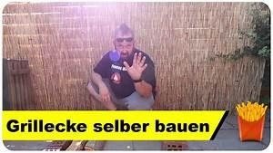 Grillecke Selber Bauen : grillecke selber bauen im garten teil 1 youtube ~ A.2002-acura-tl-radio.info Haus und Dekorationen