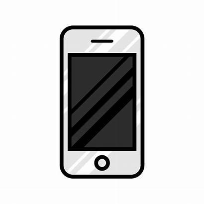 Phone Smartphone Symbol Smart Icon Vektor Vecteezy