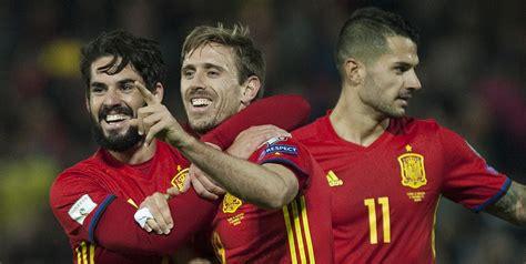 L'italie briguera dimanche un second sacre à l'euro après avoir obtenu le dernier mot face à l'espagne à l'issue des tirs au but. Mondial 2018: l'Espagne et l'Italie assurent, le pays de ...