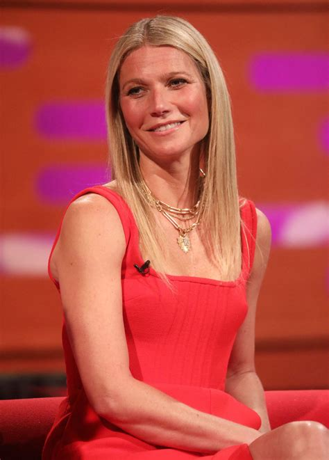 gwyneth paltrow graham norton show  london