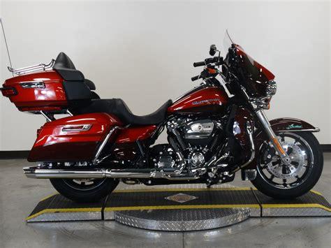New 2019 Harley-davidson Ultra Limited Low Flhtkl Touring