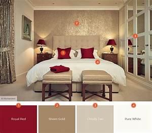 20, Dreamy, Bedroom, Color, Schemes