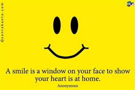 smile quotes page