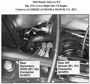 Code 224 3 On 06 Honda Odyssey  I Received A Check Engine