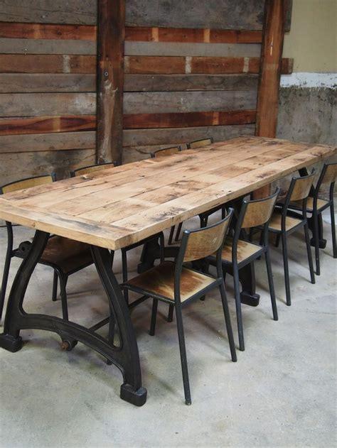 table cuisine chene 17 meilleures idées à propos de planche chene massif sur