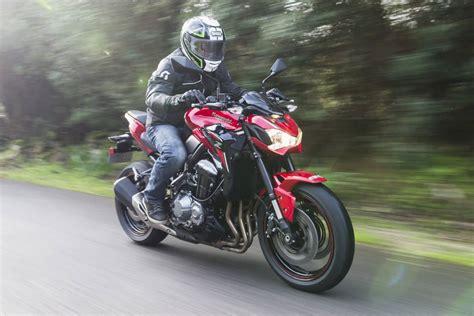 Kawasaki Z900 Modification by Essai Kawasaki Z900 A2 2018 Route