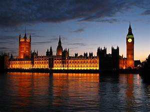 Palace Of Westminster  U2013 England  U2013 World For Travel