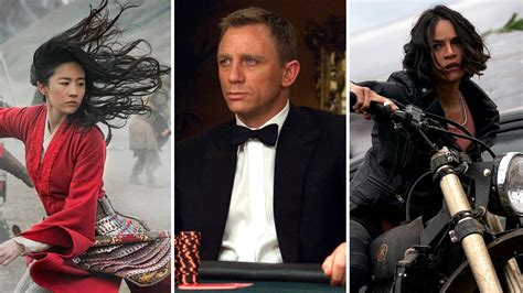 From 'Bond' to 'Mulan': Film Releases Delayed Due to ...