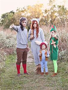 Peter Pan and The Lost Boys Costume DIY - A Beautiful Mess