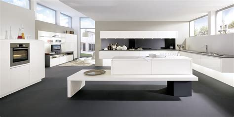 salon cuisine design cuisine ouverte
