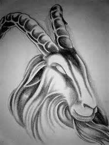 Capricorn Tattoo Designs