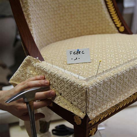 restaurer un canapé maison brazet restauration de siège restauration de