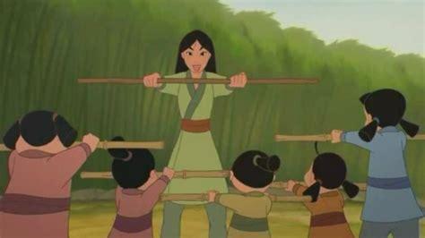 Lesson Number One Mulan Ii Eu Portuguese Youtube