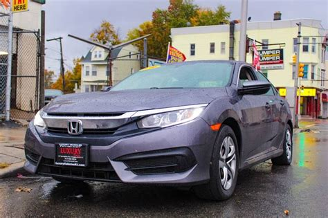 2016 Honda Civic Lx In Irvington, Nj