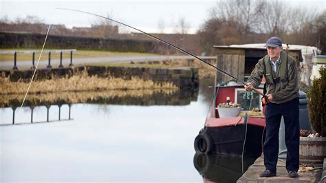 Fishing Boat Hire Edinburgh by Fishing On Scotland S Canals Scottish Canals