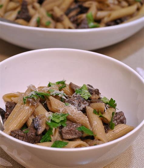 Deliciously creamy beef stroganoff made with prime rib leftovers for tender chunks of perfectly roasted beef studded throughout this amazing pasta recipe! Best Leftover Prime Rib Recipe : Leftover Prime Rib ...
