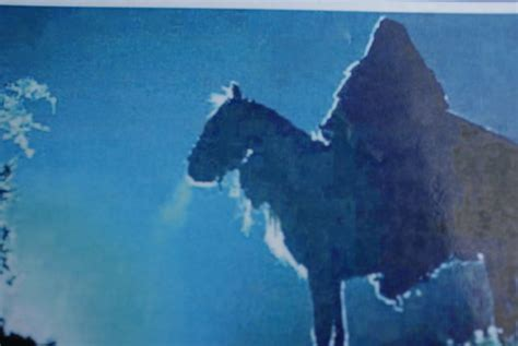 scary horse scene  lord   rings photo