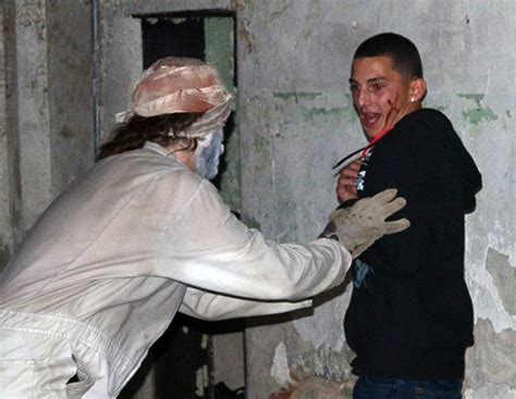Eastern State Penitentiary Halloween Jobs by Photos Priceless Reactions From Terror Behind The Walls
