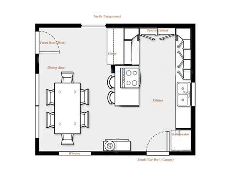kitchen design floor plans kitchen floor plans brilliant kitchen floor plans with