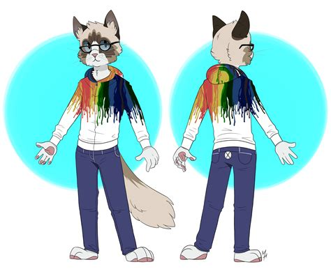 male cat furry hot girl hd wallpaper