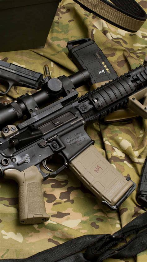 wallpaper  larue tactical assault rifle mws ma