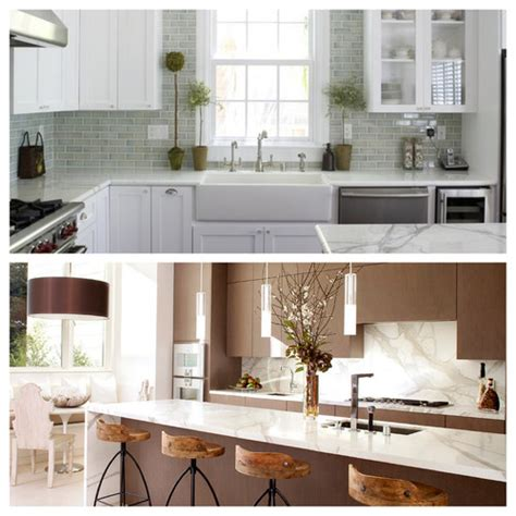 traditional contemporary kitchen modern vs traditional kitchens 2892