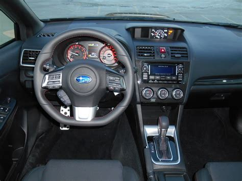 subaru automatic test drive 2015 subaru wrx limited automatic the daily
